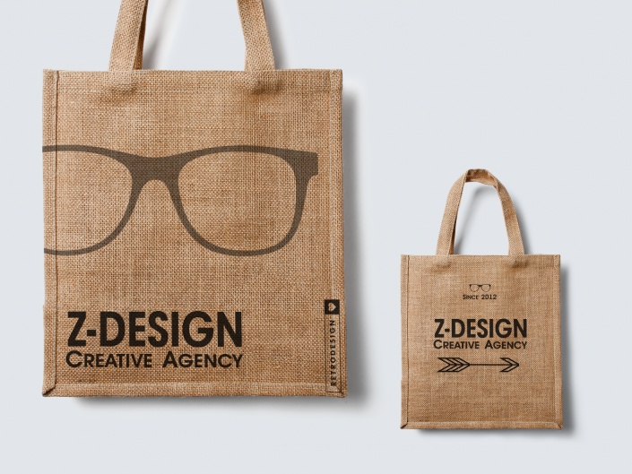 Paper Bag Template Psd Format
